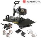 Dye sublimation combo heat press machine/ Multi-purpose heat press machine