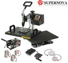 Dye sublimation combo heat press machine/ Multi-purpose heat press machine