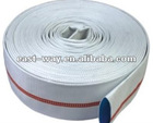 Coupling polyester canvas fire hose