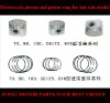 motorcycle piston kits for 70,90,100,CG125,GY6