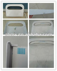 sanitary toilet seat cover paper dispenser