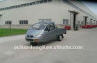Motor tricycle for cargo