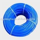 blue vacuum silicone hose