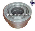 Forged carbon steel pipe union