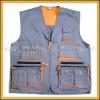 workwear multi pocket vest