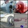 Fifth Generation Waste Rubber Recycling Pyrolysis Machine