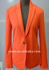 2012 fashionable ladies knitted roman formal blazer, style no. 30973