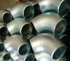 carbon steel pipe eblows fitting 90 angle