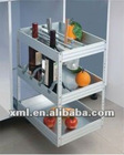 Kitchen Cabinet Pull-out Drawer Basket Accessories