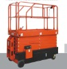 Battery powered scissor lift platform/Full electric lift