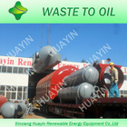 The environment friendly plastic pyrolysis plant