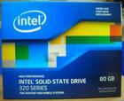 """Intel 320 Series SSDSA2CW080G3K5 2.5"""" 80GB SATA II MLC Internal Solid State Drive (SSD)"""