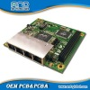 switchboard pcba with BGA QFN chips