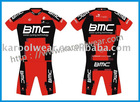 Coolmax Sublimated printing 2011 BMC Cycling Skinsuits