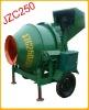 JZC250 portable concrete mixer with motor
