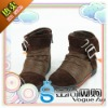 2011 brand name boots Newest arrival Brand cute boots for Children girl cute shoes