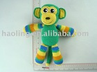 HAND CROCHET TOY MONKEY