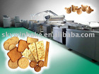2012 Multifunctional Hard and Soft Biscuit Production Line
