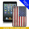 Retro USA National Flag Hard Case for iPad Mini Cover