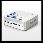Intel Pine Trail-D510 1.66Ghz X 2/1Mb(Dual Core) Mini PC (GBOX- SZ5002)