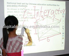 Smart portable electronic interactive white board