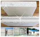 EPS Cement Waterproof Sandwich Interior Wall Panel Board