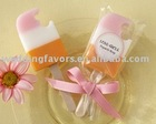 """Love-sicle"" Lightly Scented Popsicle Soap"
