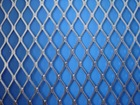 Heavy duty expanded metal sheet mesh