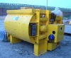 Double Horizontal Axles Forced Concrete Mixer products