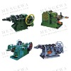 Wire Drawing, Furnace and Nail, Screw Making Machine