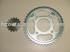 chain sprockets for motorcycle