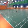 pvc plastic flooring for badminton court