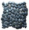 Pebble tile, Pebble mesh tile, Pebble rug, River rock pebble tile, Pebble wash flooring