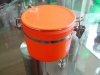 plastic sealed jar(CE,BPA,SGS certification)