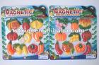 New Styles plastic fridge magnet R8073