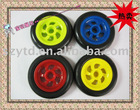 Racing car toy rubber wheels & rubber tires