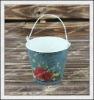 Plastic Flower Pot For Home & Deco