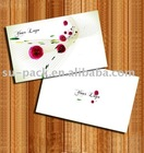 Business Envelope with Different Printing