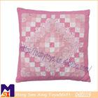square type plush stuffed 100%cotton customized soft cushion