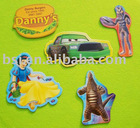 Soft PVC Fridge magnet/3D fridge magnets