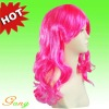 Cosplay Women Wigs Costume Ball Red Hair Periwig Wig Hairpiece Wig