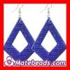 Fashion Basketball Wives Bamboo Earrings Cheap