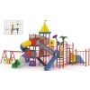 park equipment(play structure,outdoor slides)