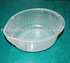Plastic Rice/Fruits/ Vegetable washing sieve container