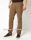 Men's Colored Denim Jeans Men's Relaxed Fit 5-pocket Colored Denim Jean