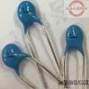 high voltage radial lead type ceramic capacitor 15KV 2200PF
