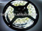 SMD5050 flexible led strip non-waterproof White