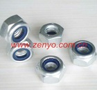 Nylon insert lock nuts(heavy type)