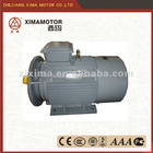electric motor with high efficiency and high starting torque
