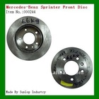 Sprinter Front Disc for Mercedes-Benz